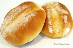 Donuts, Pan Dulce, Almond Cakes, Bakery Recipes, Crepes, Hot Dog Buns, Snacks, Meals, Cooking