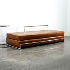 Located using retrostart.com > Daybed by Eileen Gray for Classicon