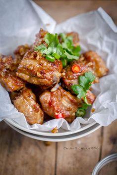 Vegetable tatin and sorrel salad - Healthy Food Mom Pork Rib Recipes, Meat Recipes, Asian Recipes, Mexican Food Recipes, Chicken Recipes, Cooking Recipes, Smoker Recipes, Bbq Chicken, Healthy Chinese Recipes