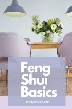 Simple ways to start applying Feng Shui in your home for a better life. Find out how to add Feng Shui good vibes in your kitchen, living room, bathroom and how declutering your home can add good Feng Shui to your life. Feng Shui Your Bedroom, How To Feng Shui Your Home, Feng Shui House, Feng Shui Basics, Feng Shui Principles, Feng Shui Tips, Feng Shui Habitacion, Feng Shui For Beginners, Hobby Lobby