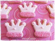Coronas de princesas - Princess crowns