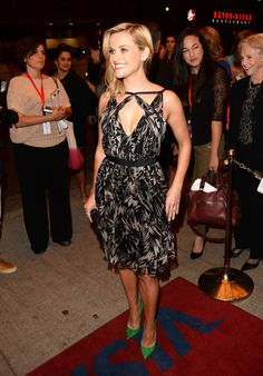 """Actress Reese Witherspoon attends """"The Devil's Knot"""" premiere during the 2013 Toronto International Film Festival at The Elgin on September 8, 2013 in Toronto, Canada."""