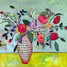 Matthews Gallery Annie O'Brien Gonzales Bouquet Saturday