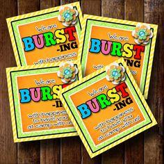 Pillow Treat Ideas: LDS YW Girls Camp Pillow Treat Tags   Camping Fun   Pinterest    ,