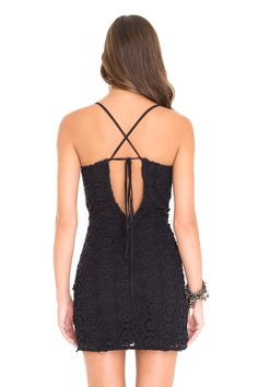 vestido guipure detalhe tule - Vestidos | Dress to
