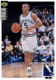 Jason Kidd. Dallas Mavericks.