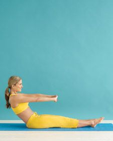 360-Degree Abs: Strengthen your core with this crunchless move, Wholeliving.com