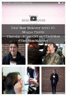 I'm excited to see Meagan Paullin's mommy makeover transformation happen this Thursday at 8/7pm CST! Be sure to come back to The It Mom by Daisy Teh to watch the show and hear her unique story!