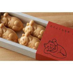 たらふくもなか 2箱(6個入り箱×2個 | たらふくもなか Shirakaba(錦糸町の和菓子司 白樺) Japanese Snacks, Japanese Sweets, Japanese Food, Sweet Factory, Icebox Cookies, Japanese Wagashi, Cookie Packaging, Sweets Cake, Food Humor