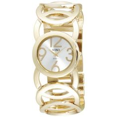 XOXO Gold Watches for Women