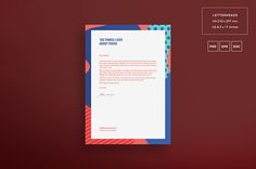 Travel | Modern and Creative Templates Suite on Behance