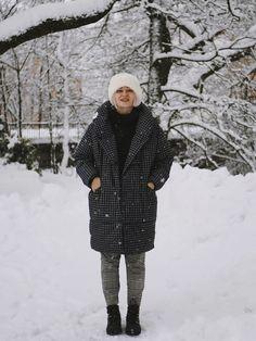 DIY: OHJE HELPPOON VILLAPAITAAN x 2 | Fashion Statement Canada Goose Jackets, Winter Jackets, The Originals, Diy, Fashion, Winter Coats, Moda, Winter Vest Outfits, Bricolage
