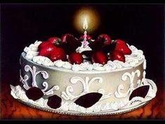 Feliz Aniversário!!!.wmv - YouTube....Parabéns pra você. Mil bjssssss.Angela