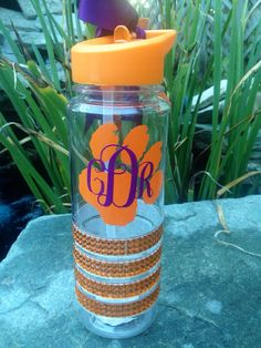 Clemson Tigers On Pinterest Chevron Scarves Ornaments