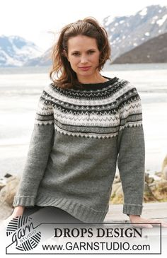 Just bought the yarn to make this sweater!