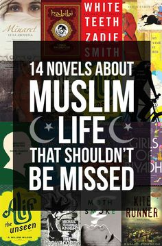 14 Novels About Muslim Life That Shouldn't Be Missed...integrating different cultures in the classroom.