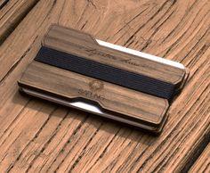 Signature Series Wood Wallet V2