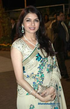 Actress Bhagyashree. She is also a princess of erstwhile Marathi state of Sangli