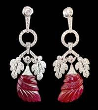 Antique & Signed Jewelry Earrings - Yafa Jewelry
