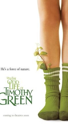 The Odd Life of Timothy Green (2012) - amazing movie.