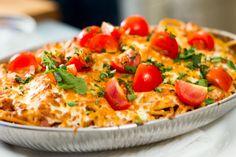 Spaghetti végétarien gratiné selon Gen Major, Charles-Olivier St-Cyr et Arianne Ménard-Turcotte - L'Anarchie Culinaire selon Bob le Chef