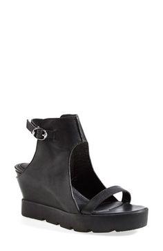 MAXSTUDIO 'Zine' Hidden Wedge Sandal (Women) available at #Nordstrom