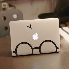 Potter- Decal laptop Stickers macbook decal macbook pro decal macbook air decal 1040 on Wanelo