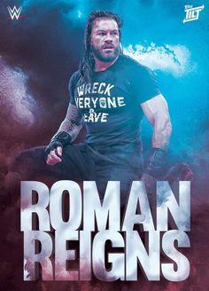 Roman Reigns Wwe Champion, Wwe Superstar Roman Reigns, Roman Reigns Smile, Wwe Roman Reigns, Black Wrestlers, Chiefs Wallpaper, Dog Backyard, Roman Reings, Wwe Champions