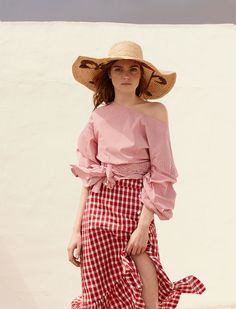 SUMMER BREEZE-WOMAN-EDITORIALS | ZARA France