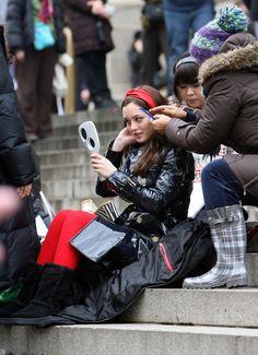 "#blair #waldorf #queen #gg #leighton #diva #season #one #1x13 #TheThinLineBetweenChuckandNate"""
