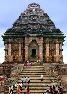 Konark Sun Temple, Konark, in Odisha, India. | by Sergio Pessolano
