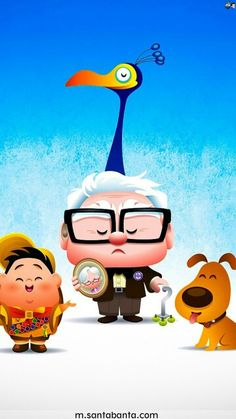 Up awesome movie