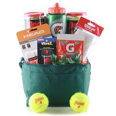 The Grand Slam Tennis Gift Basket
