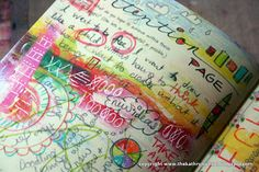 The Kathryn Wheel: Doodle happy :-)