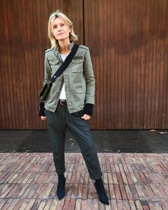 Bilderesultat for patrizia casarini Trendy Outfits, Cool Outfits, Fashion Outfits, Fashion Over 40, Love Fashion, Fall Fashion Trends, Autumn Fashion, Looks Style, My Style