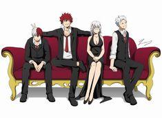 My Hero Academia - Todoroki fam Boku No Academia, My Hero Academia Shouto, My Hero Academia Episodes, Hero Academia Characters, Anime Characters, M Anime, Chica Anime Manga, Rock Lee, Boku No Hero Academy