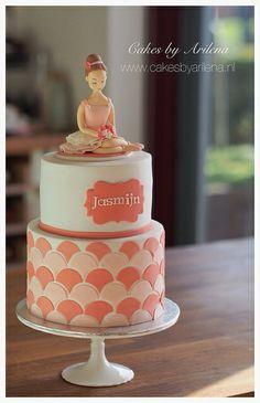 by Cakes by Arilena, via Flickr
