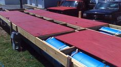 Barrel Boat Shanty – The Build | ShantyboatLiving.com | houseboat ...