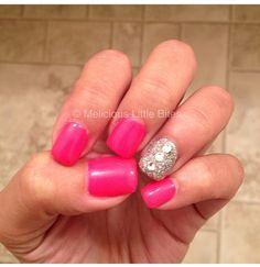 Pink and Glitter #meliciouslittlebites