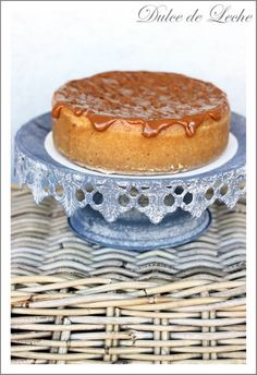 Dulce de Leche: Dulce de Leche Cheesecake