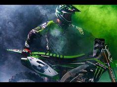 Monster Energy®   Home - Eli Tomac Goes Green for '16