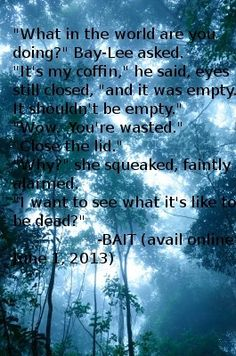 Excerpt from Bait Bait, Empty, Sayings, World, Movie Posters, Lyrics, Film Poster, The World, Billboard