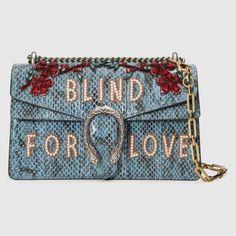 """yslgirl: """"Gucci dionysus embroidered snakeskin shoulder bag $6,700 """""""