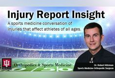 Possible outcomes for Andrew Luck - Sports Medicine Orthopedic Surgeon Dr. Robert Klitzman breaks down the Indianapolis Colts QB's shoulder injury. Fantasy Football League, Injury Report, Andrew Luck, Shoulder Injuries, Sports Medicine, Indianapolis Colts, Insight, Athlete, Told You So