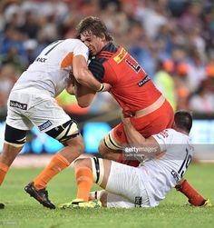 <a gi-track='captionPersonalityLinkClicked' href=/galleries/search?phrase=Eben+Etzebeth&family=editorial&specificpeople=7852672 ng-click='$event.stopPropagation()'> Eben Etzebeth </a> dos Stormers DHL durante o 2016 Super Rugby jogo entre Toyota chitas e DHL Stormers no Toyota Stadium em 05 de março de 2016 em Bloemfontein, África do Sul.