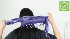 5 Ways to Tie a Shemagh - wikiHow Middle Eastern Scarf, Shemagh Scarf, Copykat Recipes, Mens Clothing Styles, 5 Ways, Popular, Tie, Fashion Outfits, How To Wear