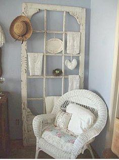 old door...new to you display!