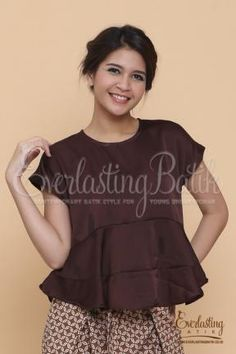 CA.10851 Nasya Cotton Silk Top Catalog