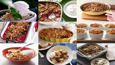 Read 30 Crumble Recipes today. Be inspired and dig in to the recipes, guides and tips tricks and hacks on Food Network.