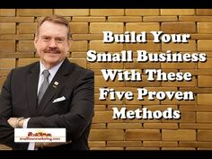 [Podcast] Five Proven Ways to Build Your Small Business